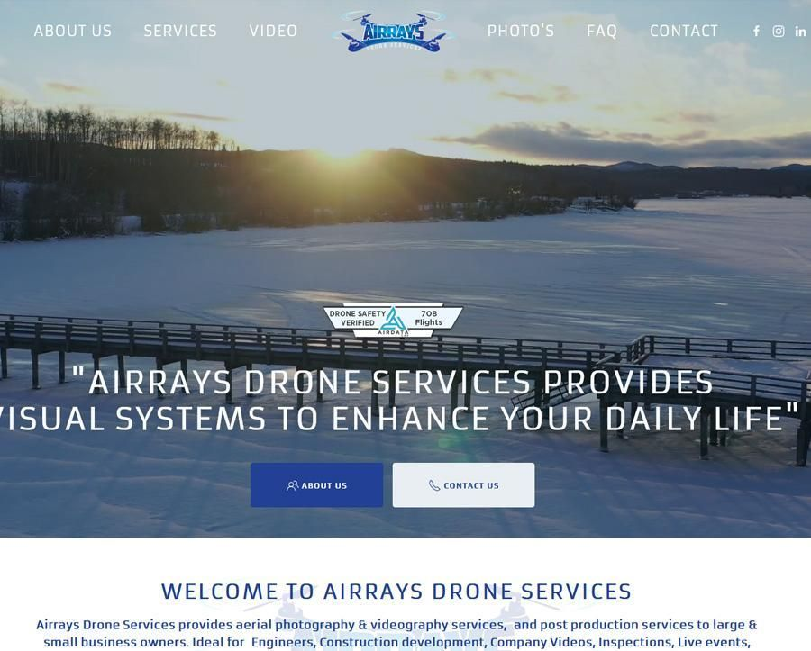 Airrays Drone Services | British Columbia